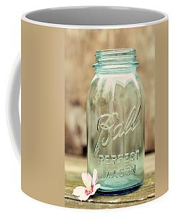 Vintage Ball Mason  Coffee Mug