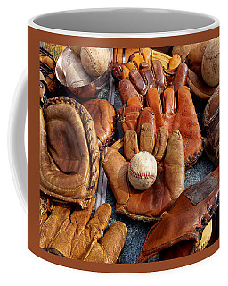 Vintage Baseball Coffee Mug