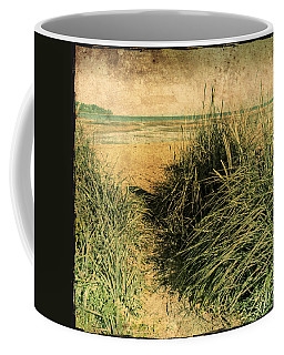Vintage Beach  Coffee Mug