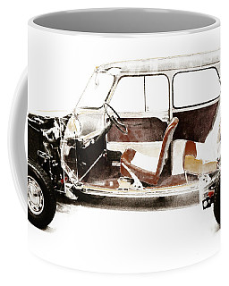 Vintage Car  Coffee Mug