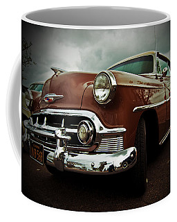 Coffee Mug featuring the photograph Vintage Chrysler by Gianfranco Weiss