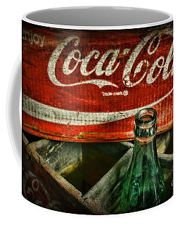 Vintage Coca-cola Coffee Mug