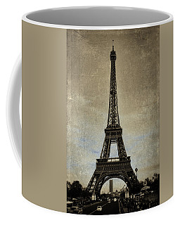 Vintage Eiffel Bronze Coffee Mug