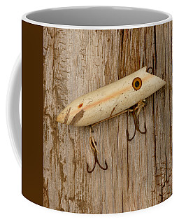 Vintage Fishing Lure Coffee Mug