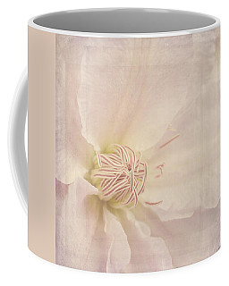 Vintage Flower Art - A Beautiful Place Coffee Mug