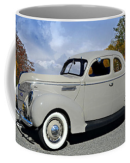 Vintage Ford Coffee Mug