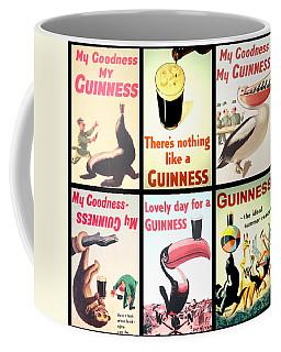 Vintage Guinness  Coffee Mug