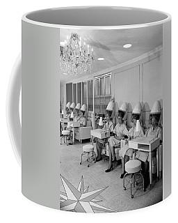 Vintage Hair Salon 2 Coffee Mug