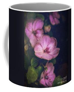 Vintage Impatiens Coffee Mug