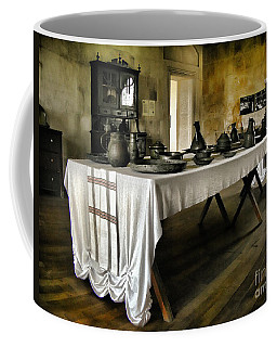 Vintage Interior Kitchen Coffee Mug