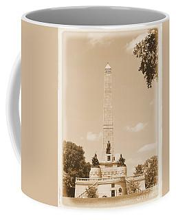 Vintage Lincoln's Tomb Coffee Mug