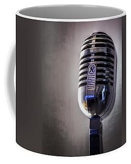 Vintage Microphone 2 Coffee Mug