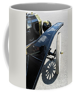 Coffee Mug featuring the photograph Vintage Model T by Ann Horn