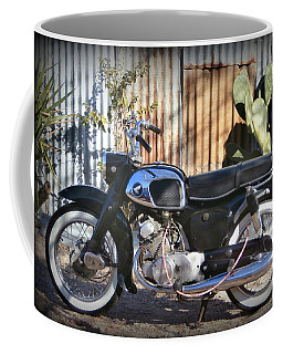 Vintage Motocycle Coffee Mug