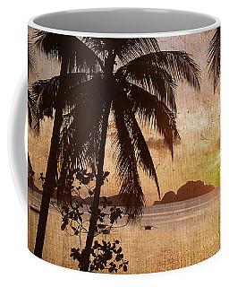 Vintage Philippines Coffee Mug