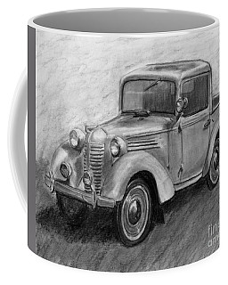 Vintage Pick Up Truck American Bantam Coffee Mug