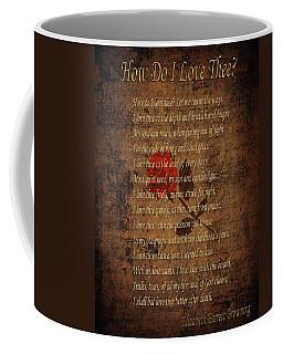Vintage Poem 4 Coffee Mug