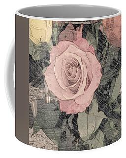 Vintage Romance Rose Coffee Mug