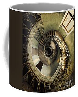 Vintage Spiral Staircase Coffee Mug