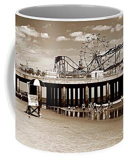 Vintage Steel Pier Coffee Mug