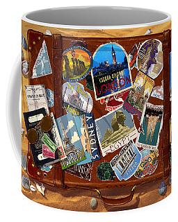 Vintage Travel Case Coffee Mug