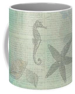 Vintage Under The Sea Coffee Mug