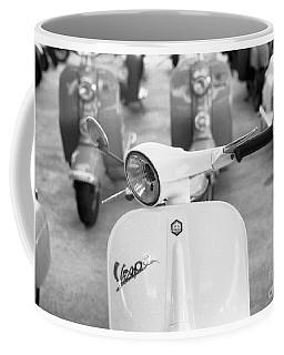 Vintage Vespa Coffee Mug