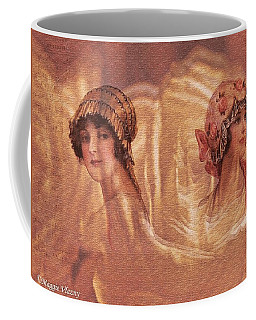 Vintage Victorian Rivals II Coffee Mug
