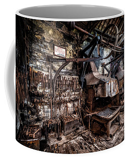 Vintage Workshop Coffee Mug