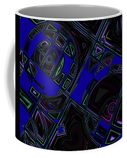 Vinyl Blues Coffee Mug