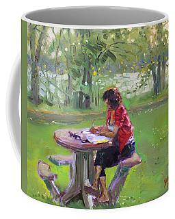 Viola - The Math Teacher Coffee Mug