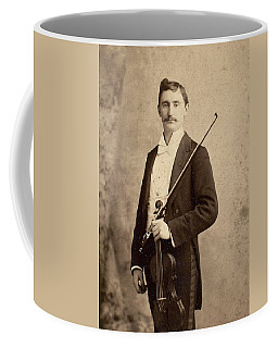 Violinist, C1900 Coffee Mug