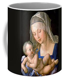 Virgin And Child Holding A Half-eaten Pear, 1512 Coffee Mug