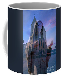 Virgin Of Medjugorge Coffee Mug