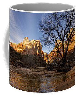 Virgin Reflection Coffee Mug