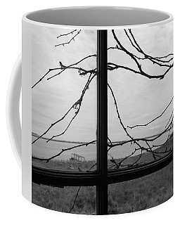 Virginia Creeper  Coffee Mug by Cheryl Hoyle