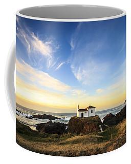 Virxe Do Porto Meiras Galicia Spain Coffee Mug
