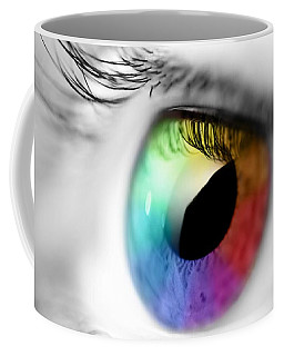 Vision Of Color Coffee Mug