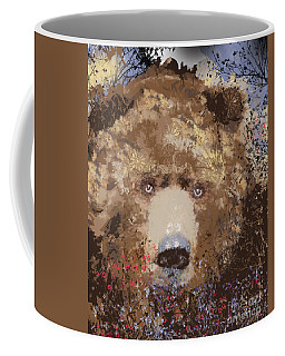 Visionary Bear Coffee Mug