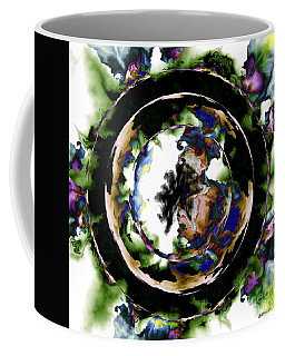 Visions Echo In The Crystal Ball Coffee Mug