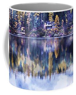 Visions- Lake Inez Coffee Mug