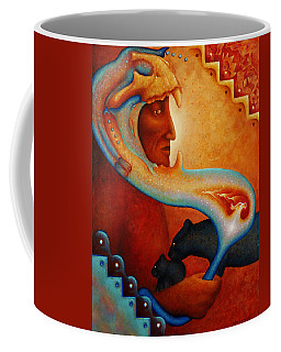 Visions Of A New Earth Coffee Mug