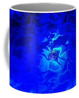 Visions Of Blue Coffee Mug