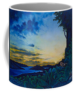 Visions Of Paradise II Coffee Mug