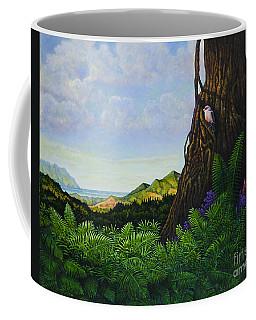 Visions Of Paradise V Coffee Mug