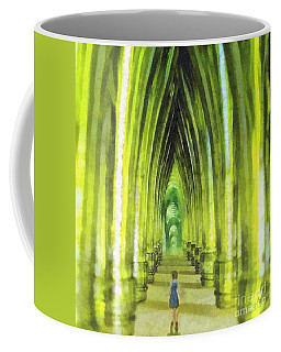 Visiting Emerald City Coffee Mug