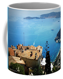Vista From Eze Coffee Mug
