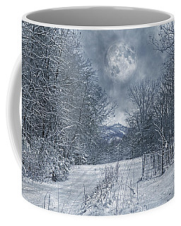 Visual Quiet Coffee Mug