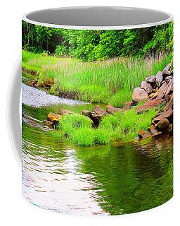 Visual Stillness Coffee Mug