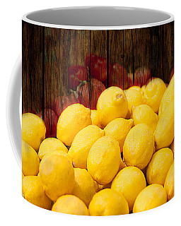 Vitamin C Coffee Mug